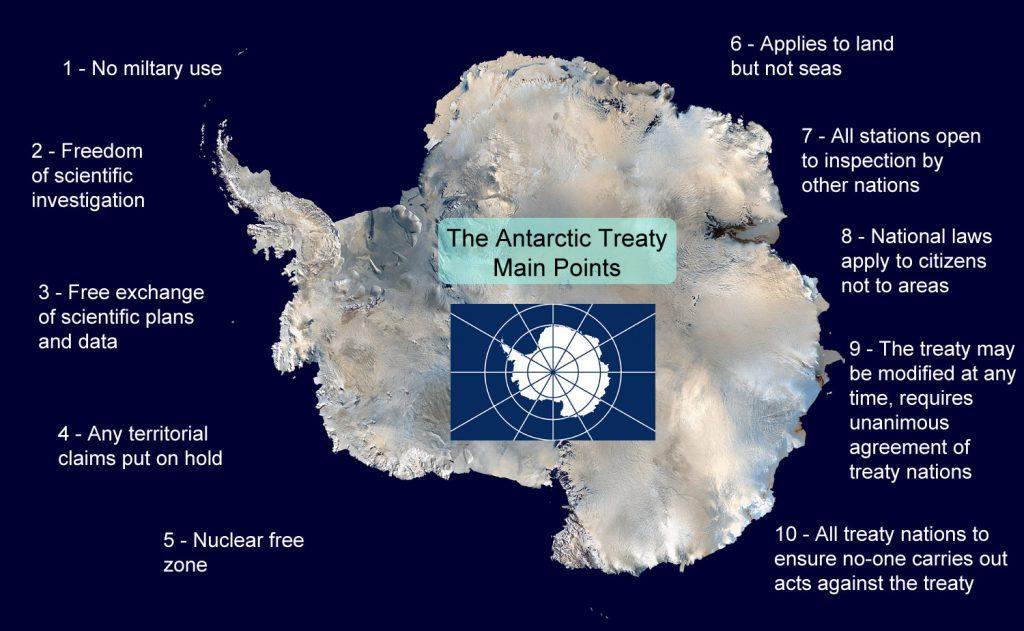 Antarktická zmluva