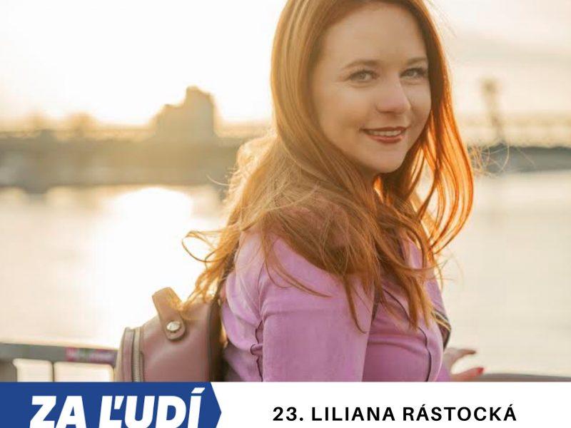 Liliana Rástocká