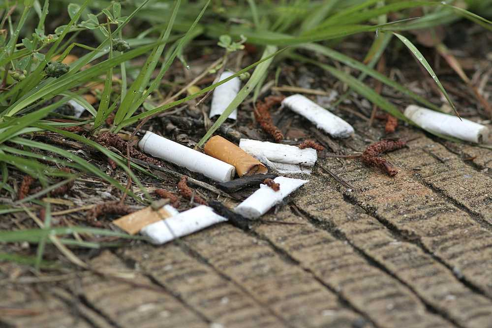 Cigaretové filtre